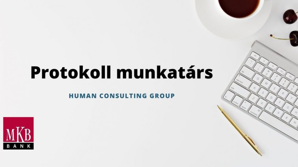 protokoll munkatárs human consulting group